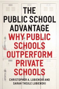 pulic schools outperform private