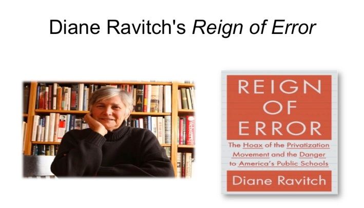 Diane Ravitch's Reign of Error